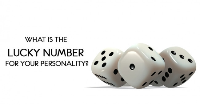 What is the Lucky Number for your personality?