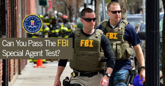 Can You Pass The FBI Special Agent Test?