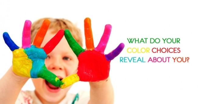 What Do Your Color Choices Reveal About You?